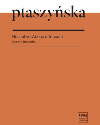 Recitativo, Arioso e Toccata