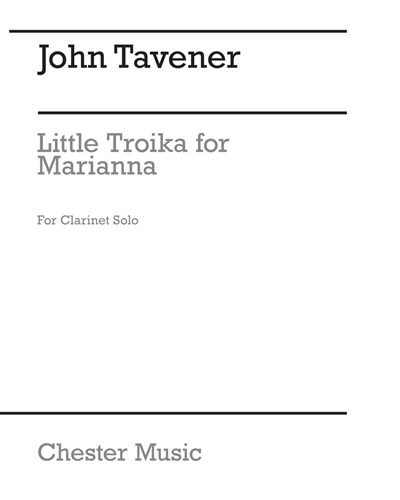 Little Troika for Marianna