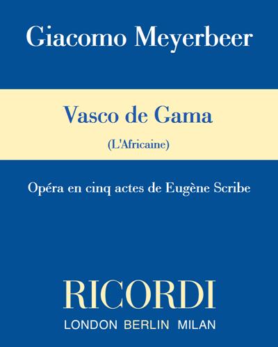 Vasco de Gama (L'Africaine)