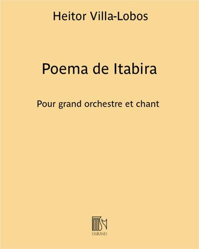 Poema de Itabira