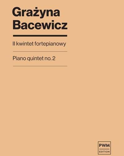 Piano Quintet No. 2
