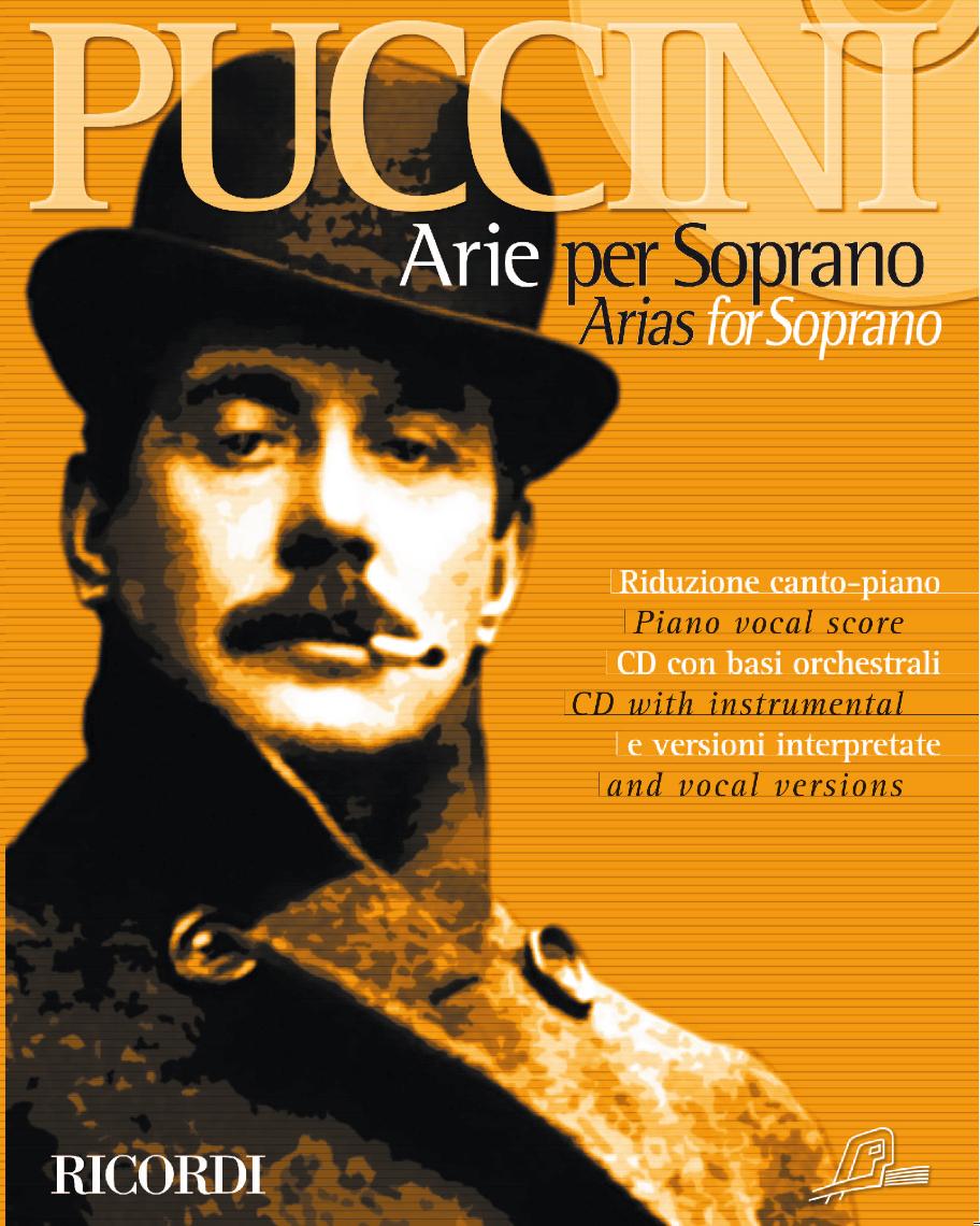 Arie per soprano, Vol. 1