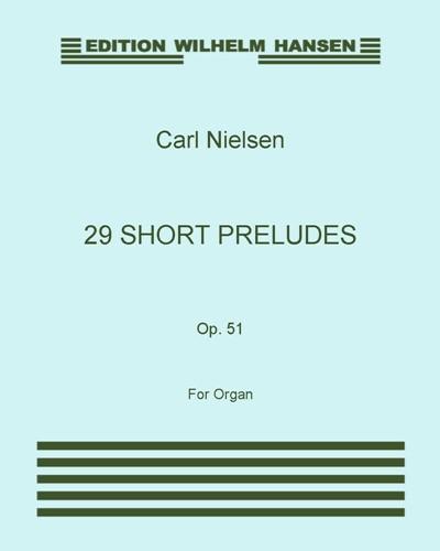 29 Short Preludes, Op. 51