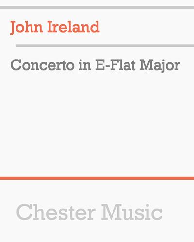 Concerto in E-Flat Major