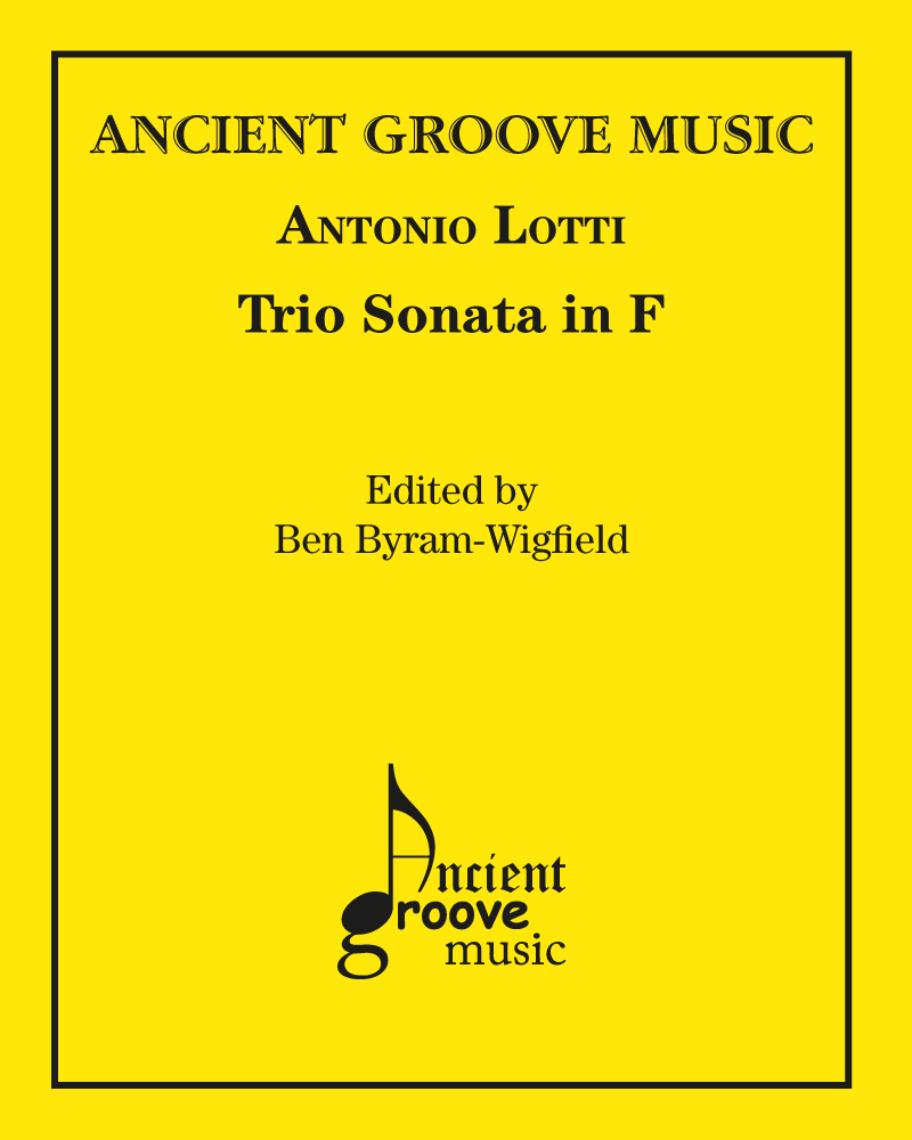 Trio Sonata in F