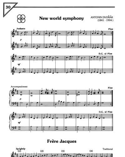 New World Symphony/Frere Jacques