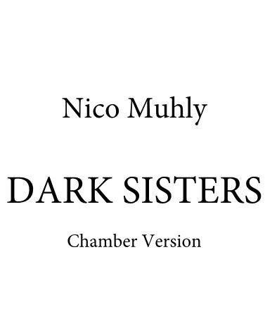 Dark Sisters [Chamber Version]