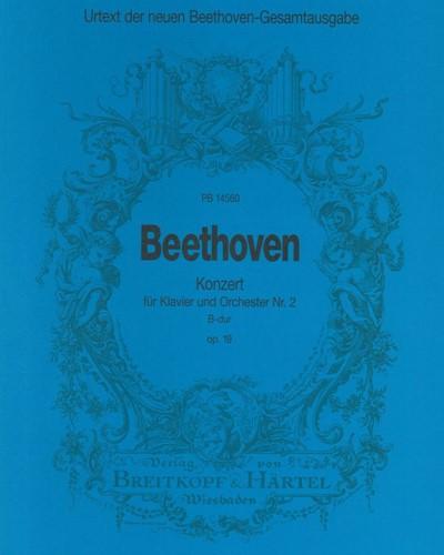 Klavierkonzert Nr. 2 B-dur op. 19
