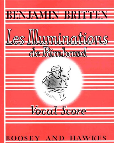 Illuminantions de Rimaud, op. 18