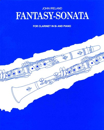 Fantasy-Sonata for Clarinet and Piano