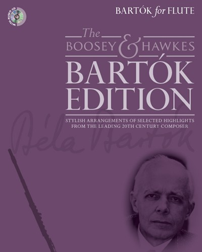 Bartók for Flute