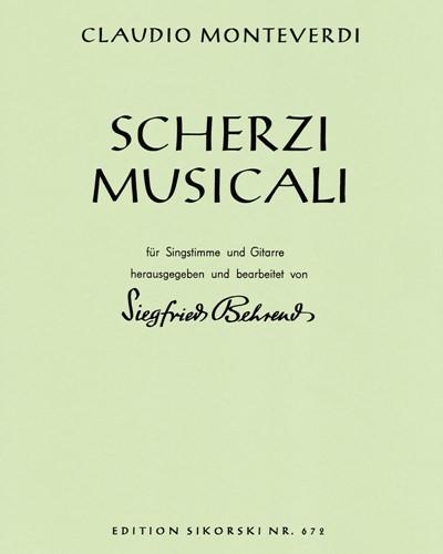 Scherzi musicali