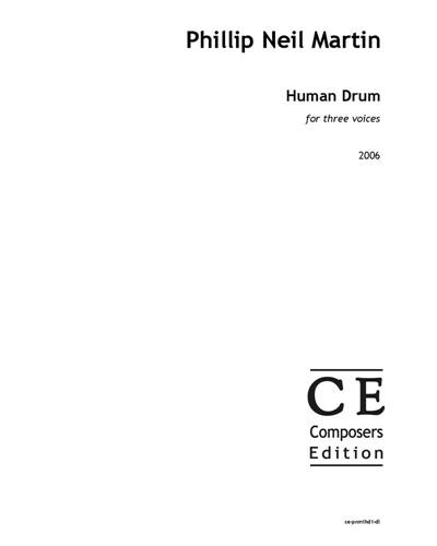 Human Drum