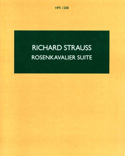 "Suite from the Opera ""Der Rosenkavalier"""