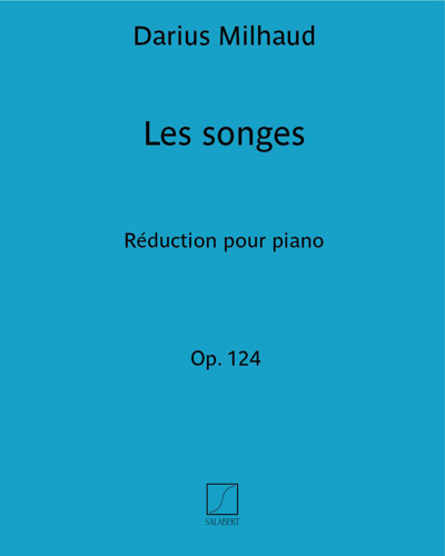 Les songes Op. 124