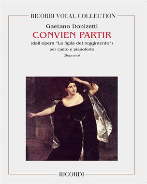 """Convien partira (dall'opera """"La figlia del reggimento"""")"""