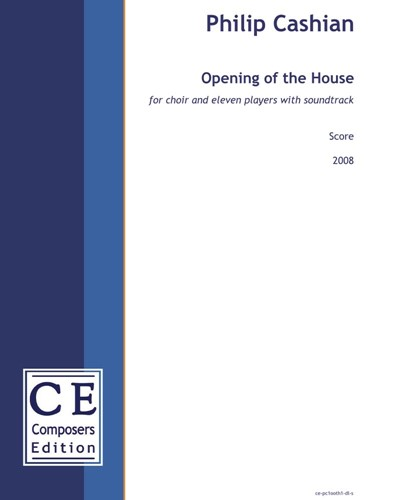 Opening of the House