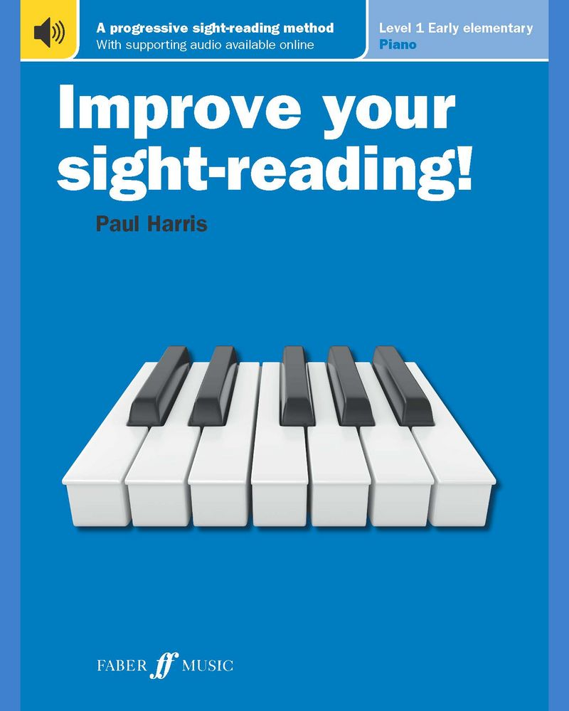 Improve your sight-reading! Piano Level 1