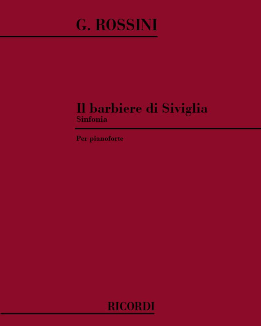 Il barbiere di Siviglia - Sinfonia