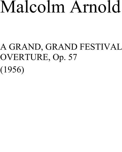 A Grand, Grand Overture