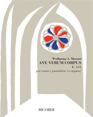 Ave verum corpus K. 618