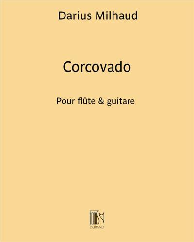"""Corcovado (extrait n. 7 de """"Saudades do Brazil"""")"""