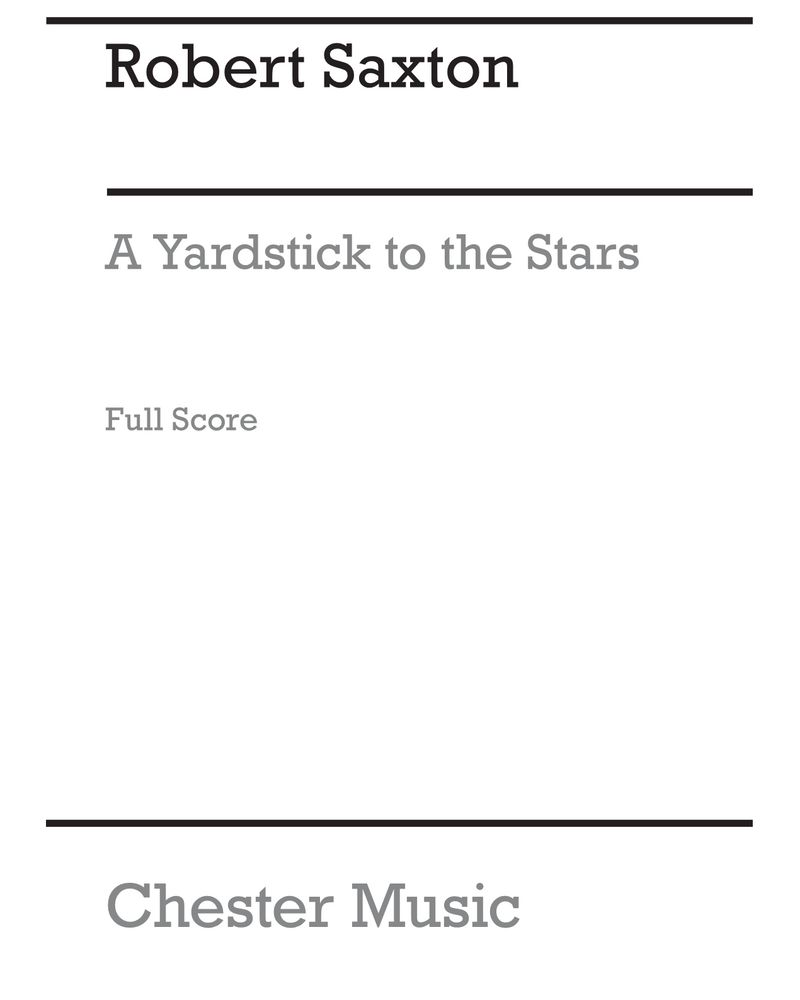 A Yardstick to the Stars