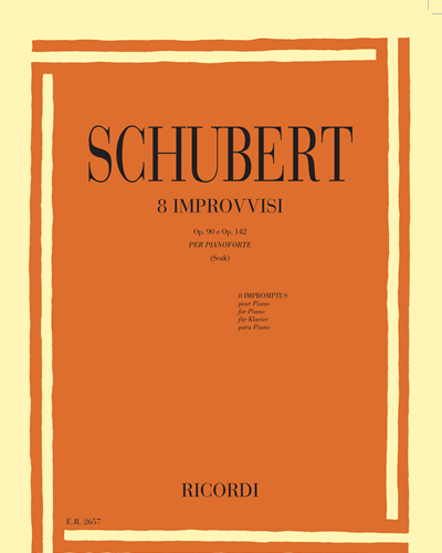 8 Improvvisi Op. 90 e Op. 142