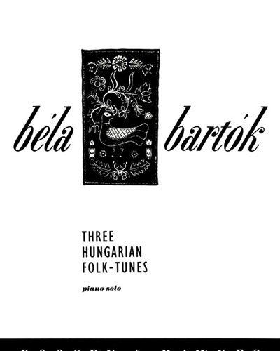Three Hungarian Folk-Tunes
