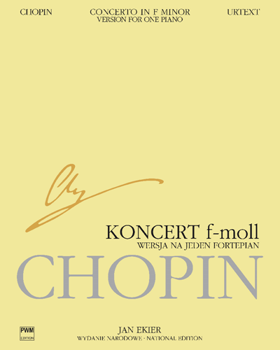 Concerto in F minor, op. 21 (National Edition)