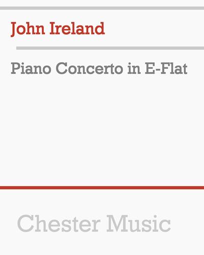 Piano Concerto in E-Flat