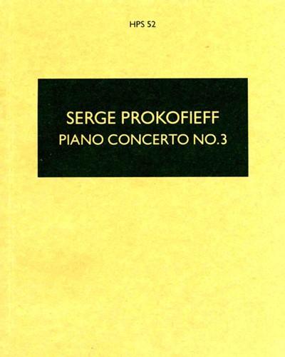 Piano Concerto No. 3 in C major, op. 26
