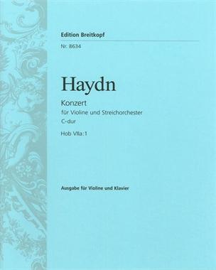 Violinkonzert C-dur Hob VIIa:1