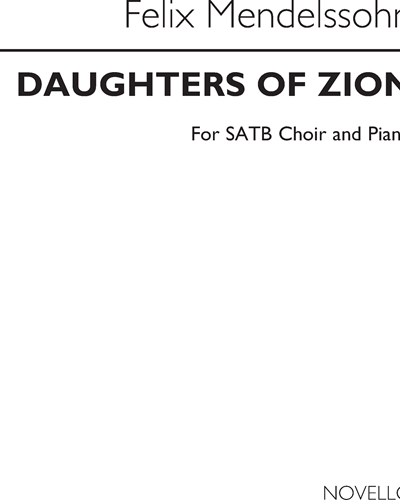 "Daughters of Zion (from ""Christus"")"