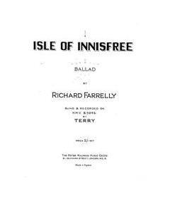The Isle Of Innisfree