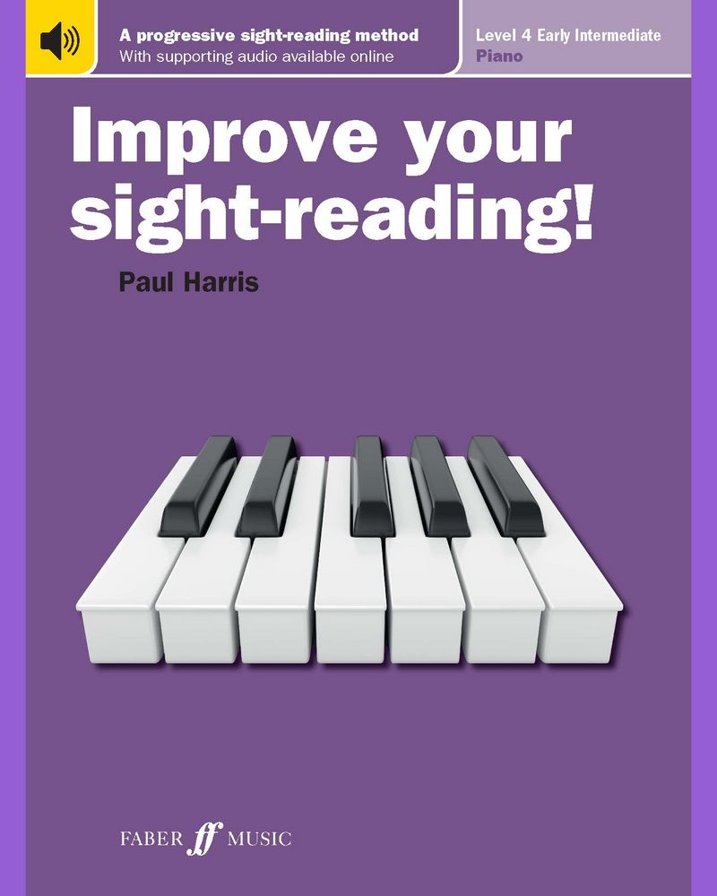 Improve your sight-reading! Piano Level 4