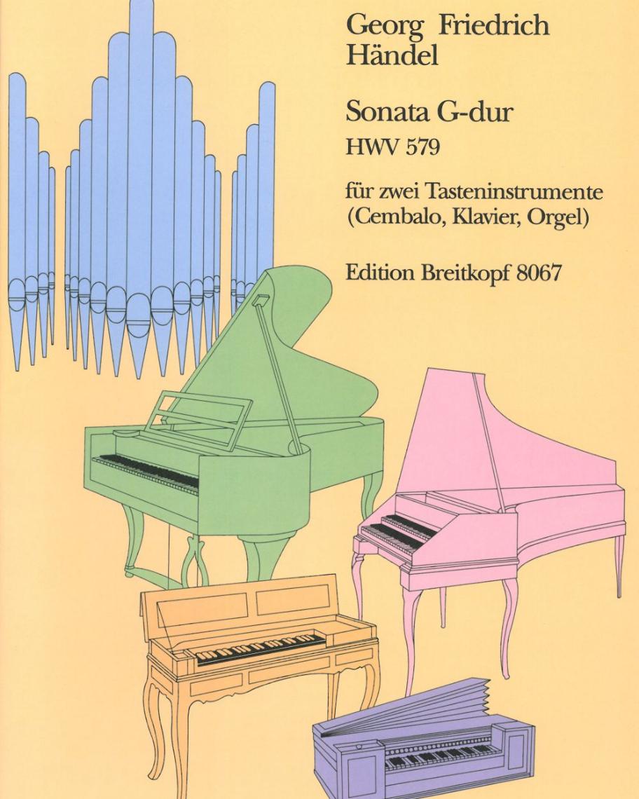 Sonata G-Dur HWV 579