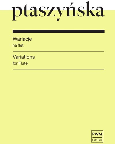 Variations for Flute