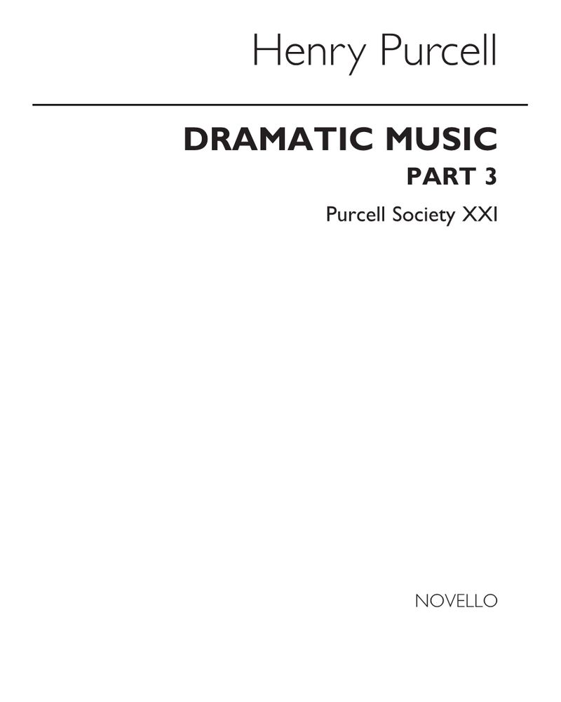 Dramatic Music Part 3