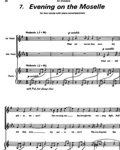 Sheet music by Gustav Holst on nkoda: The sheet music app
