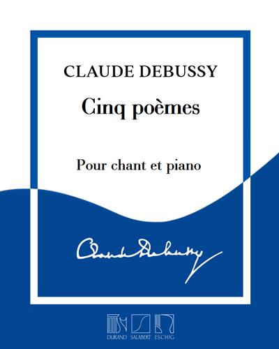 Cinq poèmes de Charles Baudelaire