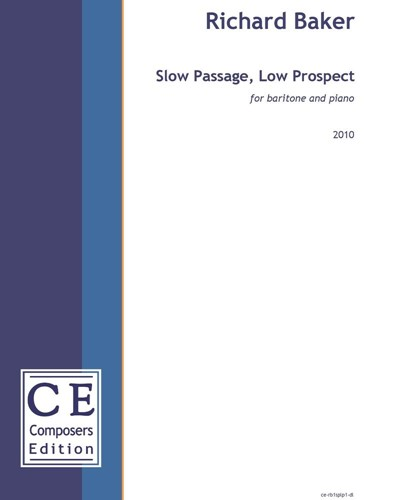 Slow Passage, Low Prospect