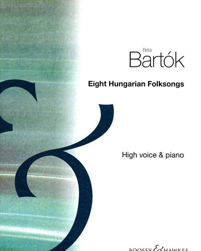 Eight Hungarian Folksongs