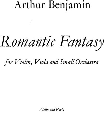 Romatic Fantasy