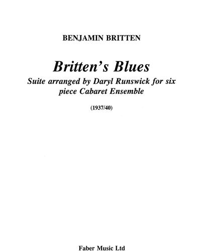 Britten's Blues
