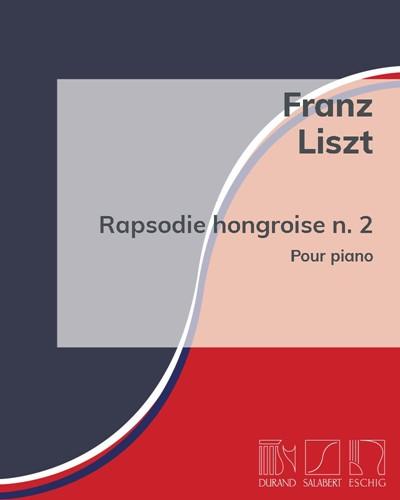 Rapsodie hongroise n° 2