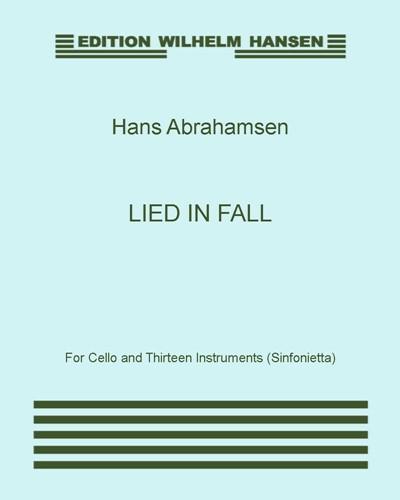Lied in Fall
