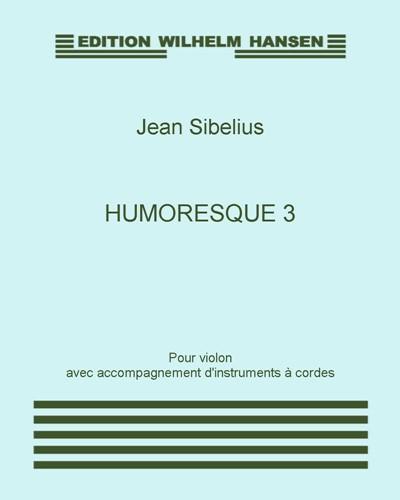 Humoresque 3