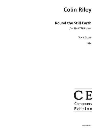 Round the Still Earth