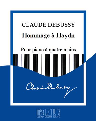 Hommage à Haydn - Transcription pour piano à quatre mains